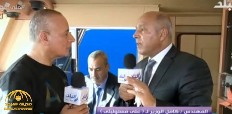 وزير مصري: بكيت لتعطل حفر قناة السويس الجديدة… والسيسي أقسم بدموعي!