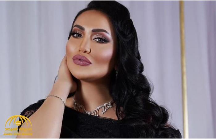 """شاهد … الفنانة الكويتية فوز الشطي نسخة من """"أنجلينا جولي """" في حفل زفافها !"""