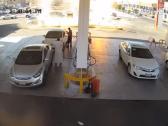 الدفاع المدني يكشف سبب الانفجار المروع داخل محطة وقود بالمدينة!