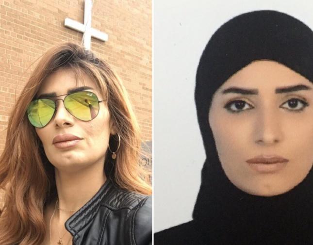 سعودية في كندا تخلع الحجاب وتعتنق المسيحية وتعلق كنت امرأة مسلمة حزينة صحيفة المرصد