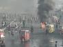 المظاهرات تجتاح وسط بغداد والجهات الأمنية تطلق الغاز المسيل للدموع والرصاص الحي تجاه المحتجين -فيديو