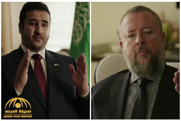 خالد بن سلمان  يكشف الفرق بين المتطرفين في السعودية والمتطرفين في إيران!