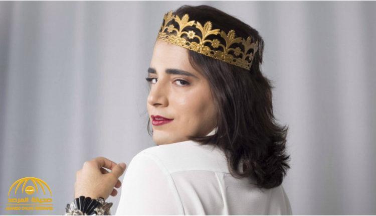 شاهد: شاب  إماراتي بمكياج امرأة.. ويتفاجأ بتطابق شكله مع ممثلة شهيرة