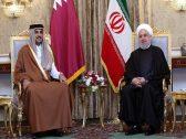 """مسؤول إيراني سابق  يكشف عن سر زيارة أمير قطر لـ""""طهران"""""""