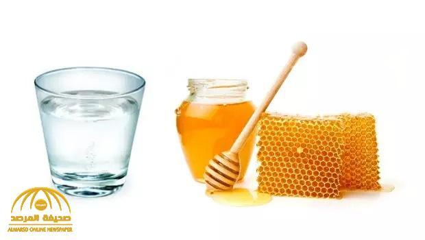 بعضها مثير للدهشة .. 10 فوائد صحية لشرب الماء بالعسل!