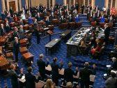 في أول جلسة بمجلس الشيوخ الأميركي لمحاكمة  ترامب..  تطور مفاجئ ودلالة مبكرة !
