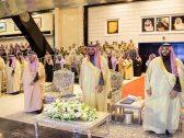 بالصور: ولي العهد يرعى حفل تخريج الدفعة 97 من طلبة كلية الملك فيصل الجوية
