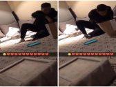 شاهد: ردة فعل شاب سعودي بعدما فاجأه شقيقه بهدية ثمينة كان يتمناها