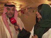 """بالفيديو: """"فهد بن حثلين"""" يوضح اللبس الذي أشكل على بعض ملاك الإبل بشأن إقامة مهرجان الملك عبدالعزيز في سويسرا"""
