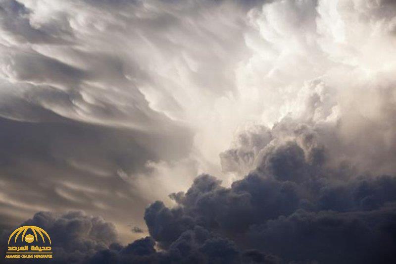 """""""الأرصاد"""": سحب رعدية ورياح نشطة على هذه المناطق خلال الساعات القادمة !"""