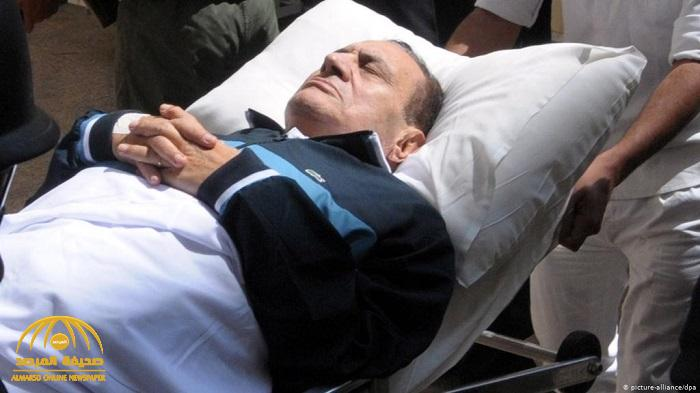 """بعد تداول أنباء عن وفاته .. الكشف عن آخر التطورات الصحية لـ""""حسني مبارك"""""""