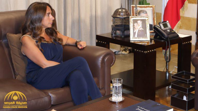 من هي زينة عكر عدرا أول وزيرة دفاع في لبنان والوطن العربي ؟
