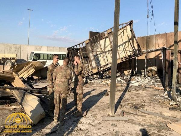 بعد الهجوم الإيراني.. المزيد من أفراد القوات الأمريكية يغادرون العراق بسبب إصابات محتملة