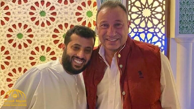 تركي آل الشيخ يعلن عن مفاجأة سارة للاعبي الأهلي المصري !