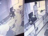 شاهد : لصان يسرقان محل جوالات في خميس مشيط .. ومصادر تكشف عن مصيرهما
