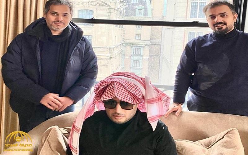 شاهد .. أحدث صورة لتركي آل الشيخ أثناء تواجده في أوروبا لإجراء عملية جراحية