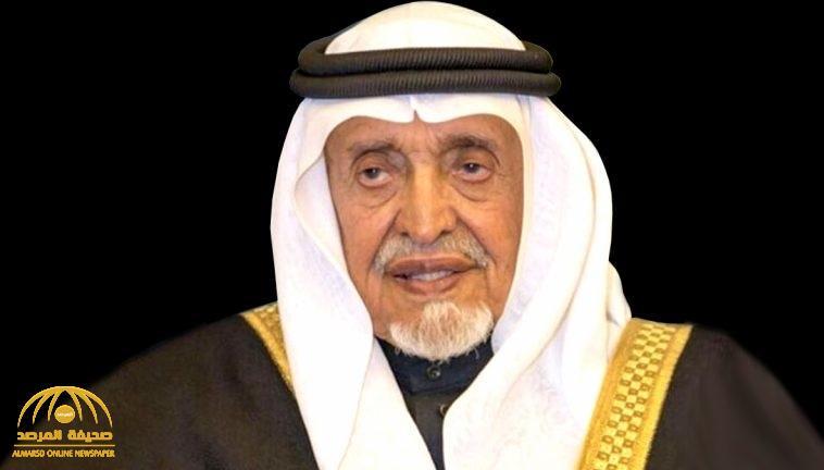 """من هو الأمير """"بندر بن محمد"""" الذي أعلن الديوان الملكي وفاته اليوم ؟"""