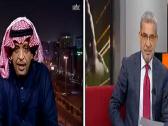 """شاهد: مصطفى الآغا يسأل ضيفه عن سبب عدم انتباهه.. والأخير يفاجئه بسبب """"غير متوقع"""" على الهواء مباشرة !"""