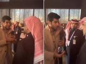 """شاهد : البلطان يضع أحد مشاهير """"سناب"""" في موقف محرج ويمنعه من التصوير !"""