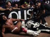 """بالفيديو : وفاة المصارع الشهير """"لا باركا"""" بعد أداء """"قفزة الموت"""""""