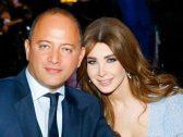 """شاهد .. أول صورة لـ""""نانسي عجرم"""" مع زوجها بعد الإفراج عنه في جريمة القتل"""