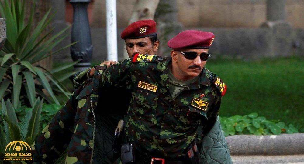 """أول تعليق لـ """"طارق صالح"""" على استهداف الحوثيين لمعسكر الجيش اليمني بصواريخ إيرانية"""