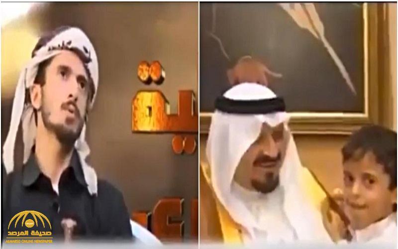شاهد : حوثي يمني ناكر للمعروف يهاجم السعودية بعدما أكرمه الأمير سلطان بن عبدالعزيز وخصص له راتب 5 آلاف ريال شهريًا