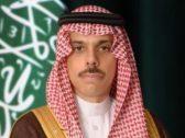 الأمير فيصل بن فرحان : منفتحون على المحادثات مع إيران بشرط
