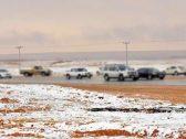 """طقس الإثنين : بارد على معظم المناطق و 4 مدن """"تحت الصفر"""""""