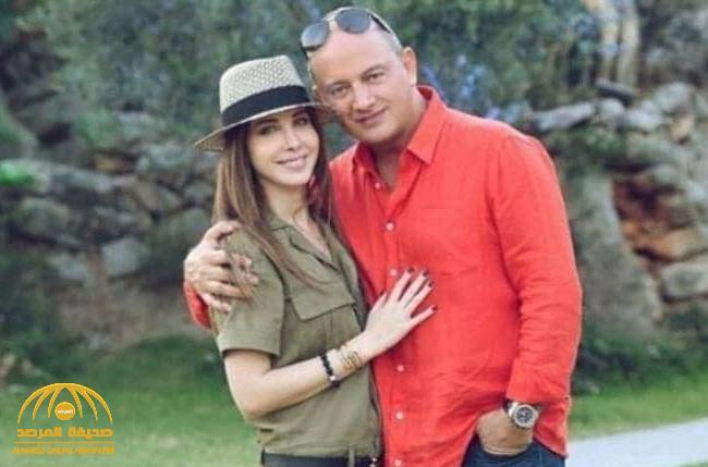 زوج نانسي عجرم  يخرج عن صمته ويكشف السبب الحقيقي وراء قتل الشاب السوري داخل منزله  !