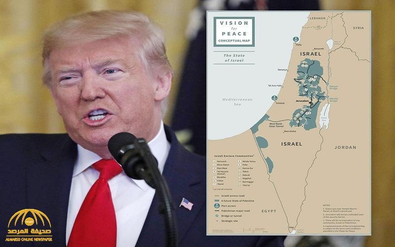 """هذه أبرز بنود خطة """"صفقة القرن"""" بين الإسرائيليين والفلسطينيين"""