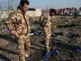 الكشف عن جنسيات ركاب الطائرة الأوكرانية المنكوبة في إيران