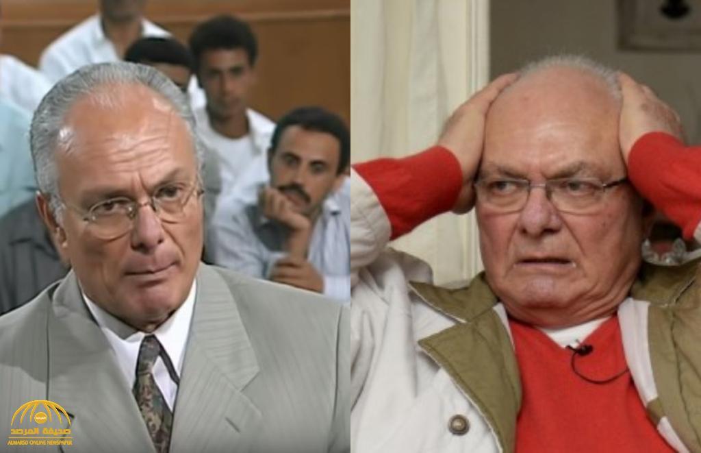 شاهد ..فنان مصري شهير يصدم جمهوره بعد ظهوره وهو مصاب بمرض الرعشة!