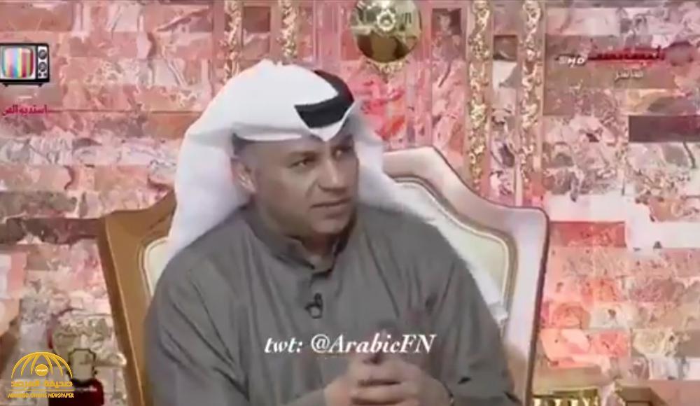 بالفيديو .. المذيع الكويتي جعفر محمد : تافه .. من يقارن ترفيه السعودية بنا !