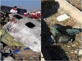 صاروخ إيراني أسقط الطائرة الأوكرانية.. وهذا هو الدليل!- صورة