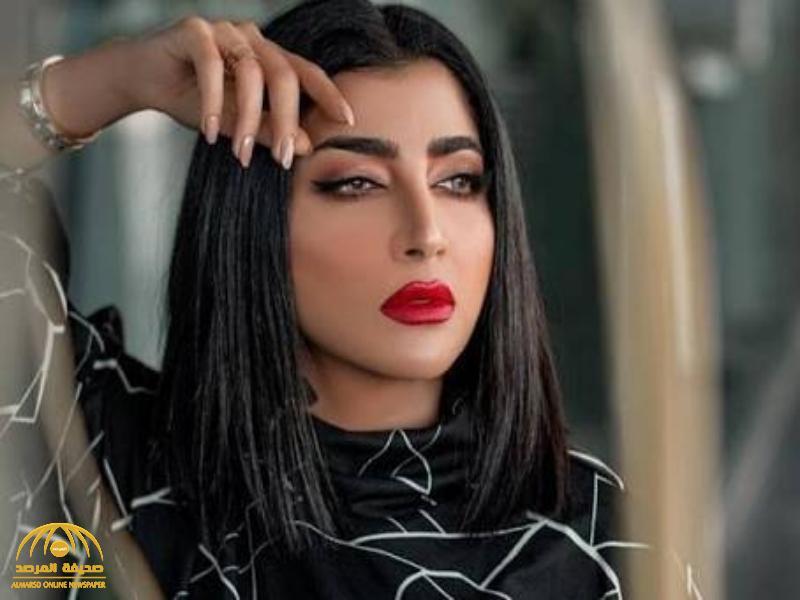 """بالفيديو: الفنانة العمانية """"بثينة الرئيسي"""" تبكي وتعتذر للشعب الكويتي بسبب نشرها صورة مستفزة !"""