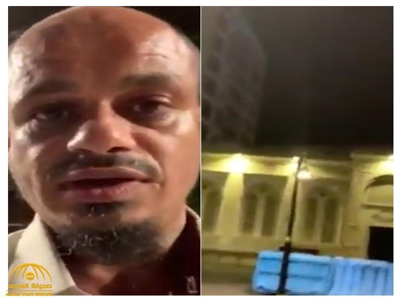 شاهد: حارس الأمن ينشر فيديو جديد ويكشف ملابسات سرقة دراجته وسبب بكائه.. ويوجه رسالة ختام!