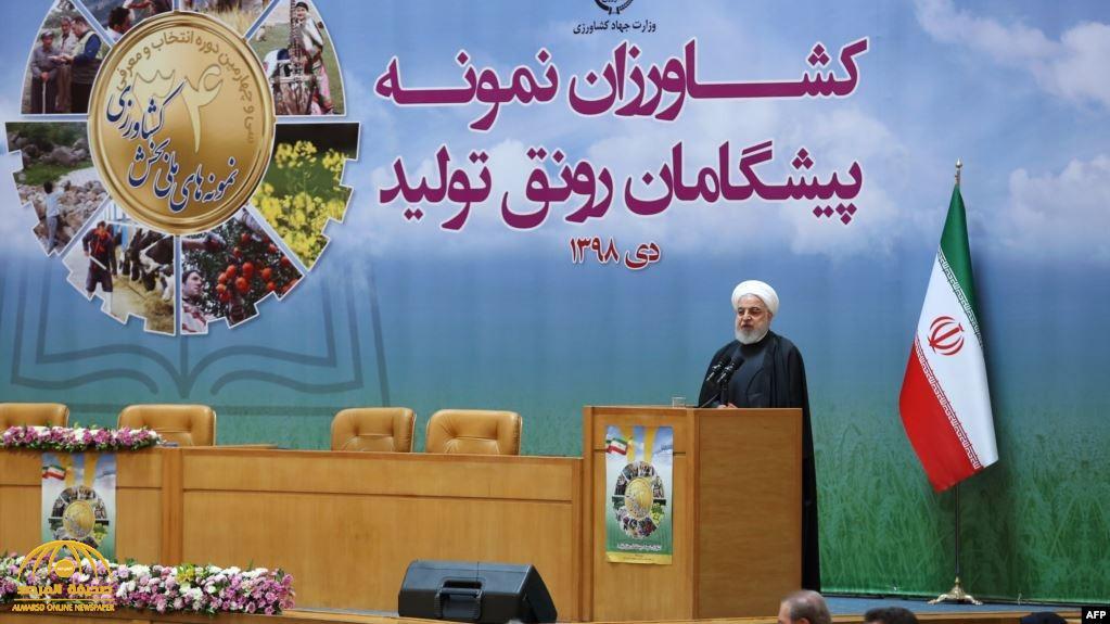 تسجيل صوتي مسرب يفضح الخلافات بين روحاني والحرس الثوري
