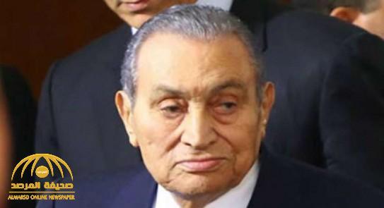 """""""الأطباء منعوا الزيارات"""".. الكشف عن آخر تطورات الحالة الصحية للرئيس المصري الأسبق حسني مبارك !"""