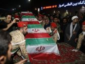 شاهد : طريقة غريبة لنقل جثامين سليماني ورفاقه إلى إيران تثير سخرية النشطاء!