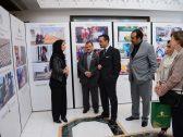 بالصور : سفير السعودية في بريطانيا يستقبل وفد مركز الملك سلمان للإغاثة