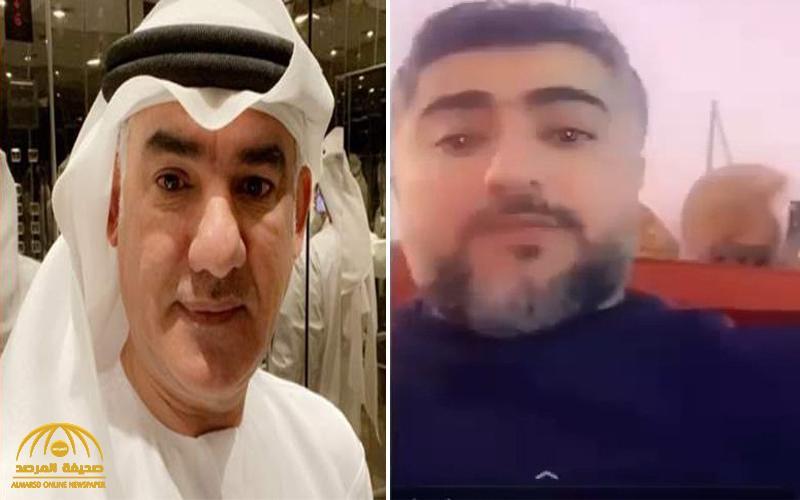 """شاهد .. زوج الفنانة الكويتية مها محمد يهاجم صالح الجسمي بعد إساءته لزوجته ووصفها بـ """"شيميل"""" !"""