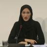 """بالفيديو : زوجة الشيخ طلال آل ثاني تفضح القضاء القطري .. وتكشف : """" زوجي يتعذب في السجن"""""""