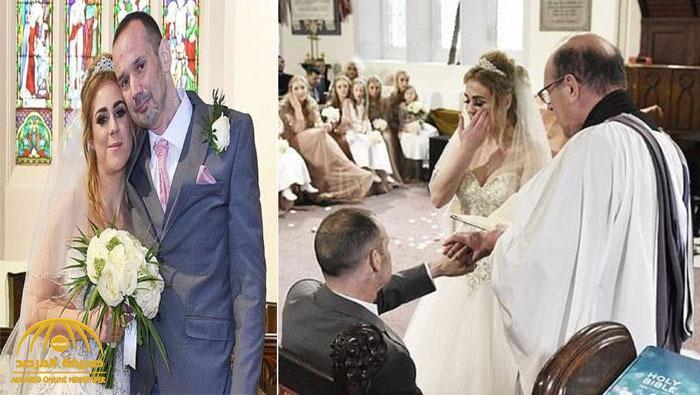 الزفاف المأساوي.. يعقدان قرانهما والباقي من العمر أسابيع – صور