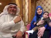 """شاهد: عائلة سعودية تحتضن طفلا """"يتيما"""" بعد 17 عاما من عدم الإنجاب!"""