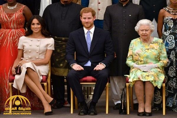 """ملكة بريطانيا تفاجئ هاري وميغان وتحظر عليها استخدام """"أمر هام"""" !"""