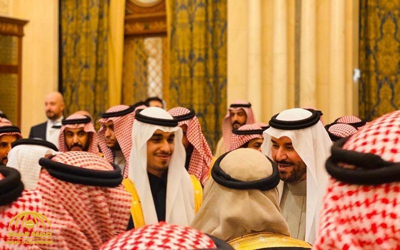 """بالصور والفيديو  .. شاهد حفل زواج الأمير """"سلطان بن مشعل"""" في فندق الريتز كارلتون"""