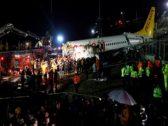 3 دول عربية في القائمة .. الكشف عن جنسيات ضحايا ومصابي انشطار الطائرة التركية في إسطنبول