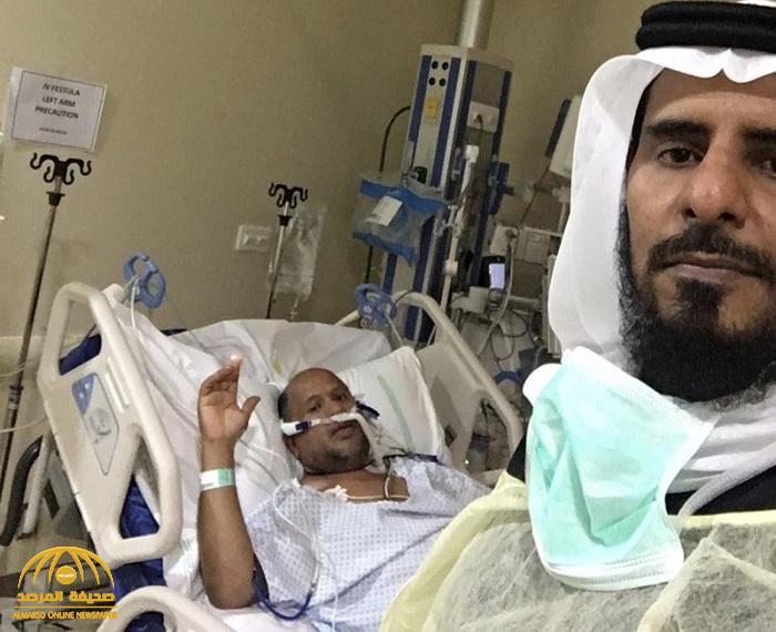 الزوجة الثانية تنقذ زوجها من 3 سنوات معاناة مع الأجهزة الطبية .. هكذا ضحت بالغالي من أجله