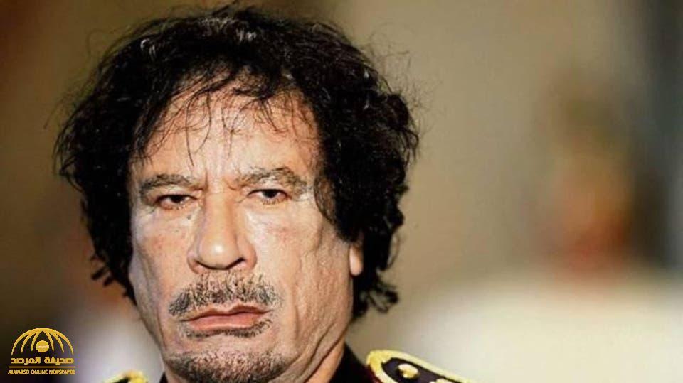 """ترامب يصدم عائلة """"معمر القذافي"""" بطلب تمديد قرار أوباما عاما إضافيا لحماية """"أصول ليبيا """"!"""